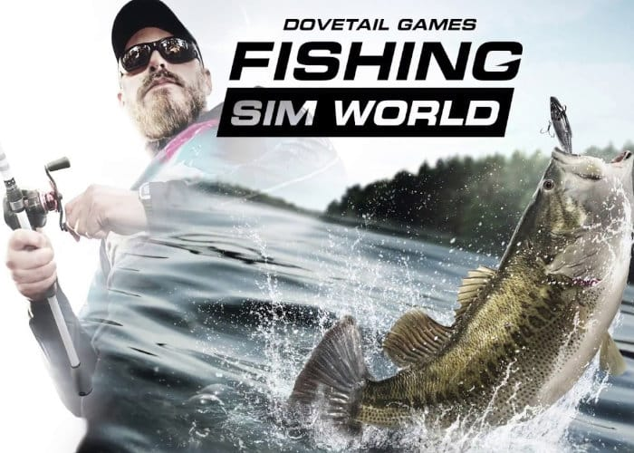 Fishing sim world gameplay trailer geeky gadgets for Fish world on facebook