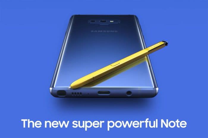 Galaxy Note 9 Stylus