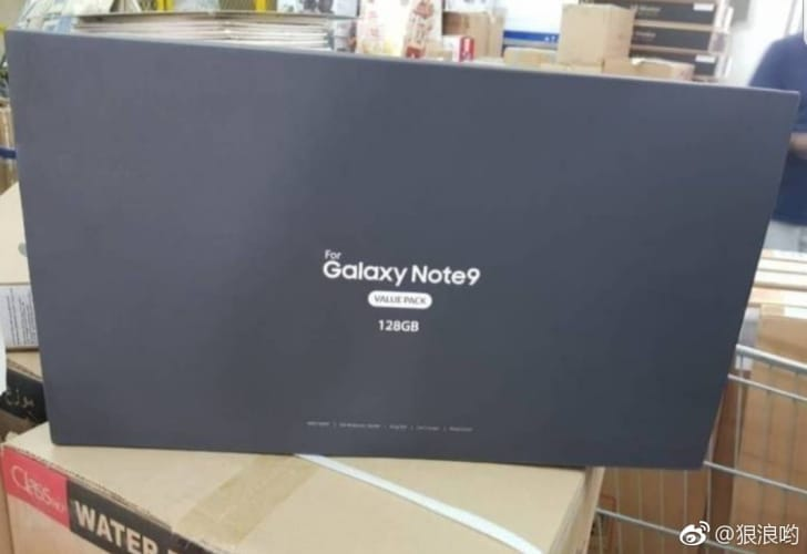 Samsung Galaxy Note 9 Value Pack
