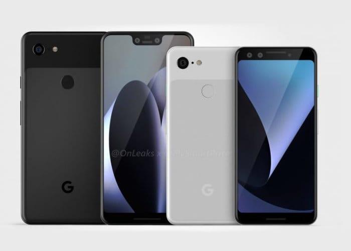 Google Pixel 3 Launch Date