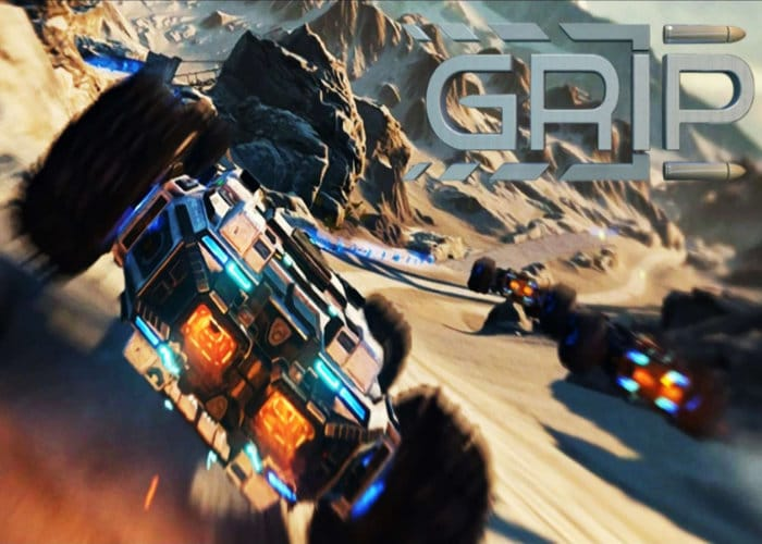 Grip Combat Racing PS4