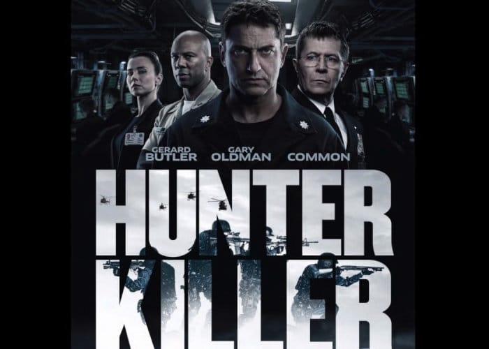 Hunter Killer Movie 2018