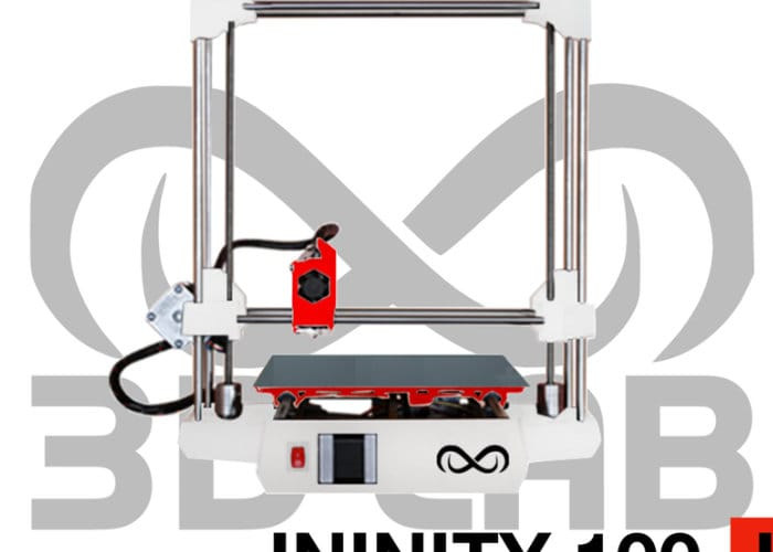 Infinity 100 Affordable 3D Printer