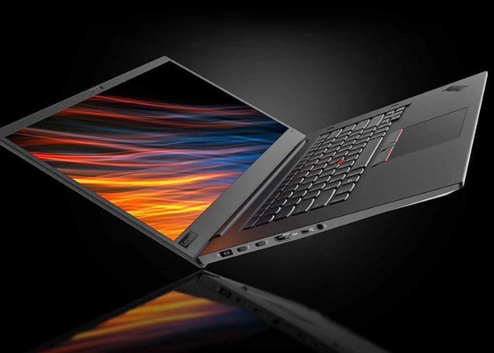 Lenovo Thinkpad P1 Lightweight Professional Notebook