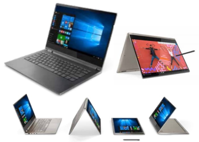 Lenovo Yoga C930 Convertible Laptop