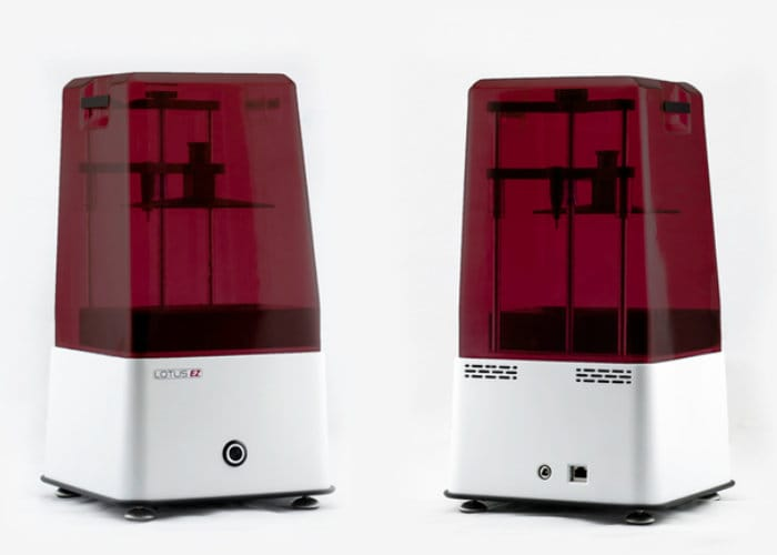 Lotus EZ 3D Resin Printer