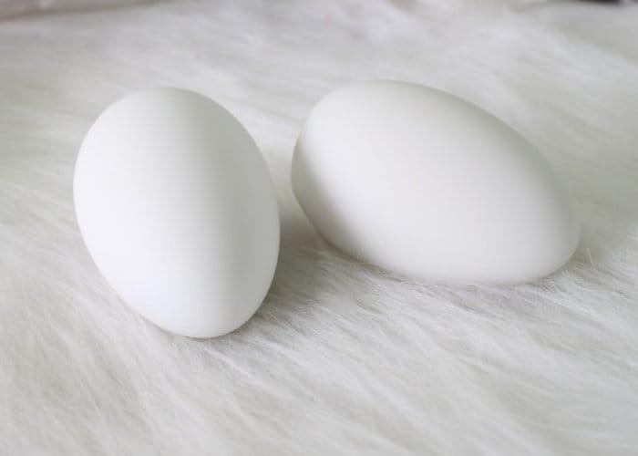 """MORNI Unique """"Squishy"""" Egg Alarm Clock"""