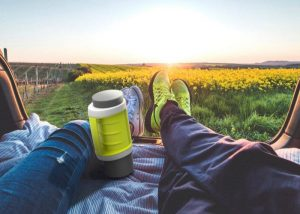 MOX Wireless Self Heating Travel Mug