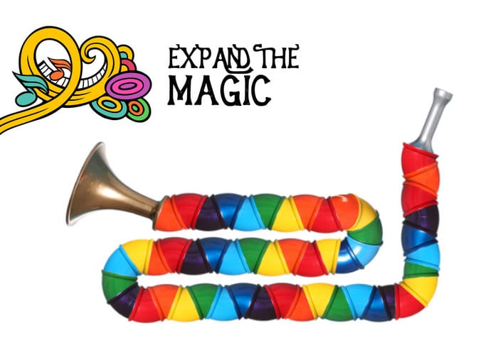 Magical Musical Toy Instrument Hits Kickstarter