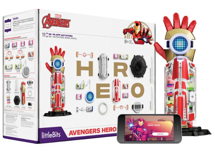 Little Bits Marvel Avengers Hero Coding Kit