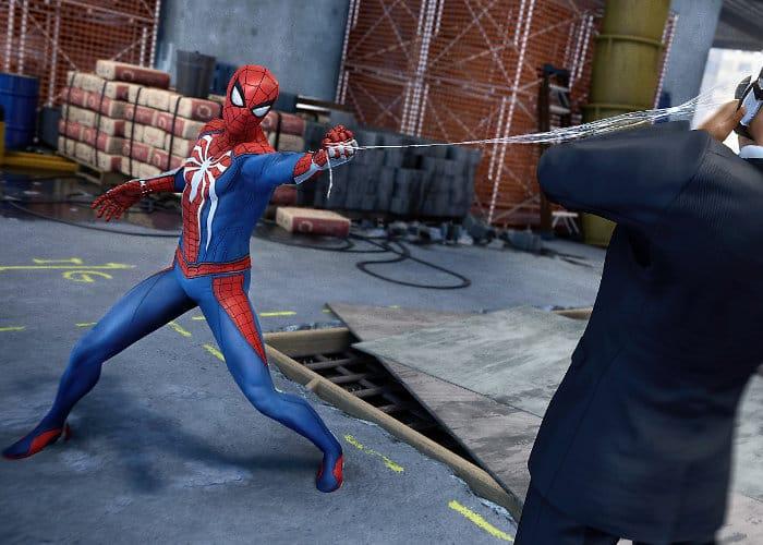 Marvel Spider-Man game