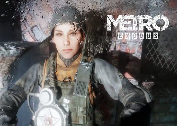 Metro Exodus Gamescom 2018 Gameplay Trailer