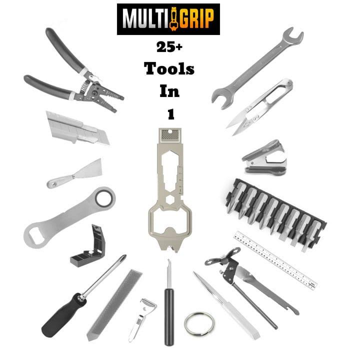 MultiGrip Multitool