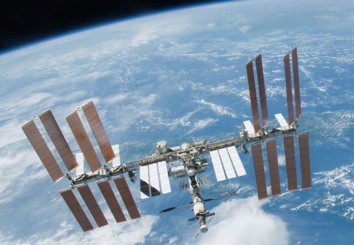 International Space Station tour