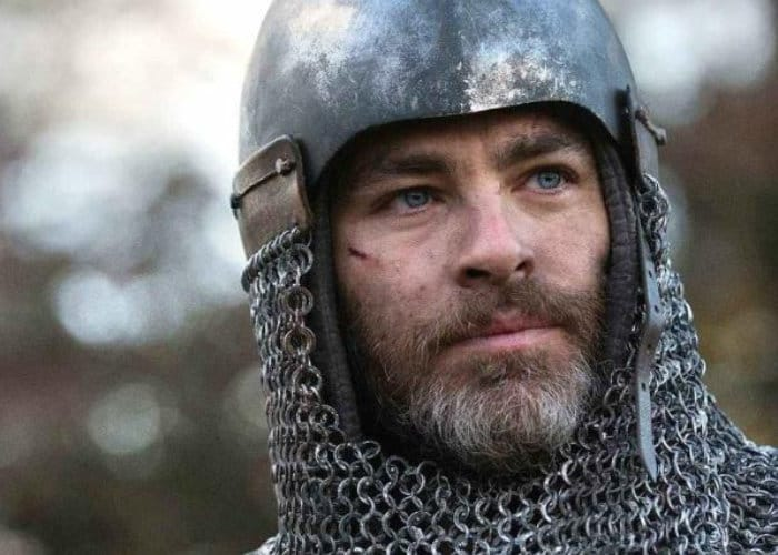 Netflix Outlaw King Star Chris Pine As Robert the Bruce