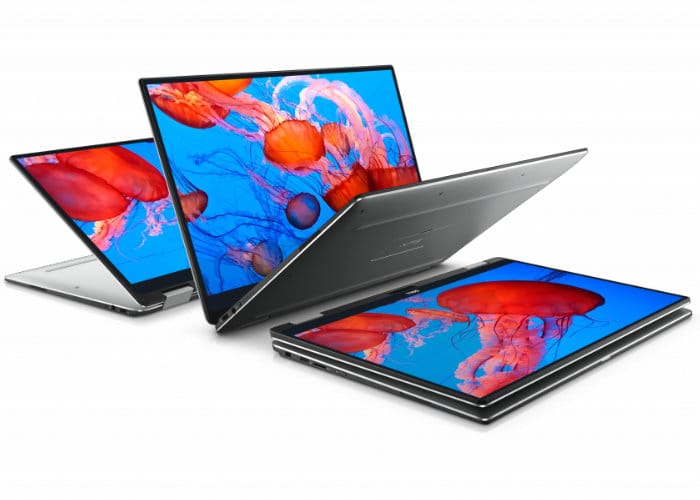 New Dell XPS, Inspiron, Vostro Laptops