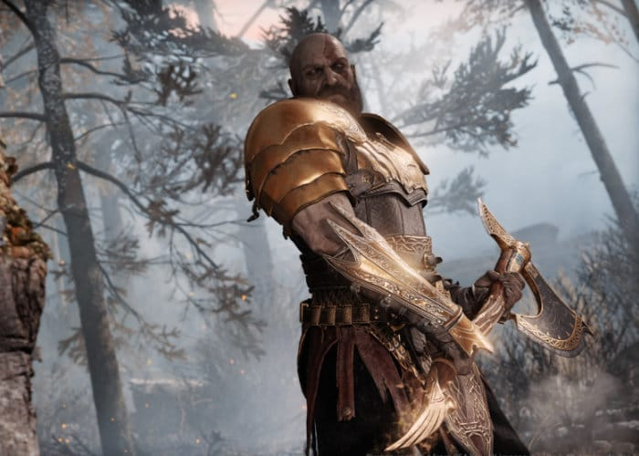 New God of War Game+ Mode
