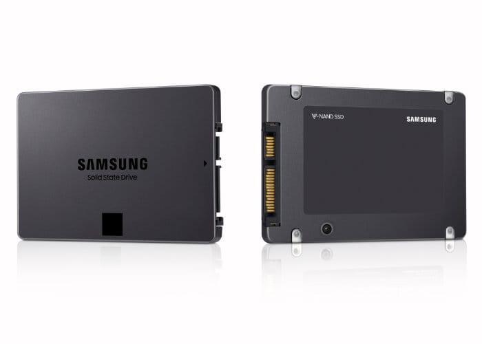 New Samsung 4TB SSD