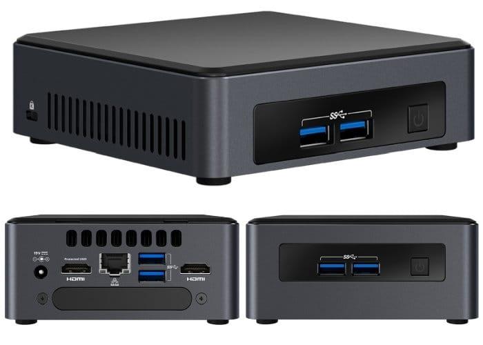 Intel NUC mini PC