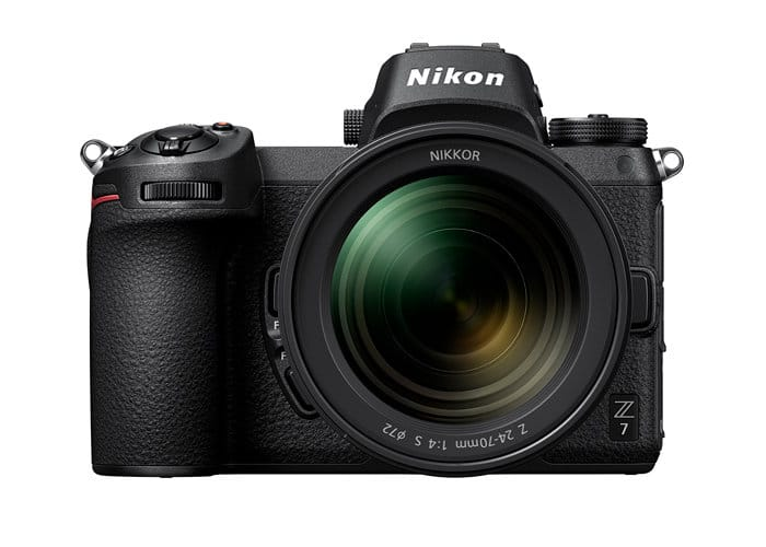 Nikon Z7 And Z6 Full-Frame Mirrorless Cameras