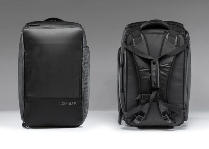 Nomatic 30L Travel Bag Hits Kickstarter