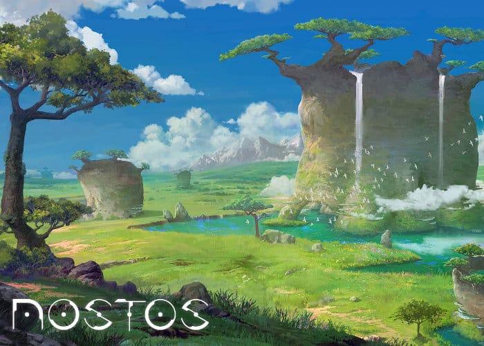 Nostos Open World VR RPG Game