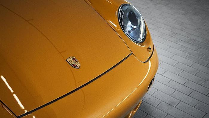 Porsche 911 Project Gold