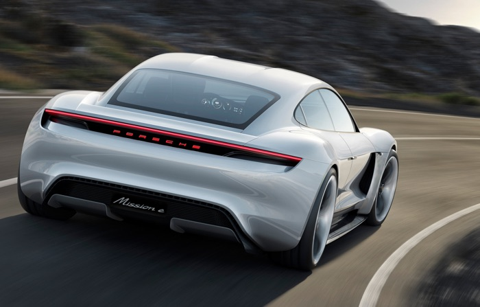 Porsche Taycan Performance Figures Revealed