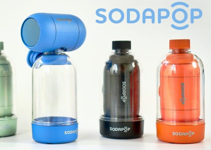 Portable Sodapop Wireless Speaker
