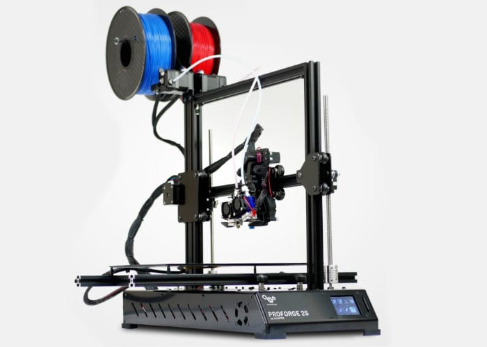 Proforge 2 Dual Extrusion 3D Printer