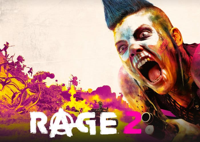 New RAGE 2 Extended Gameplay Trailer
