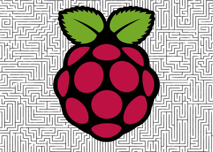 Raspberry Pi Maze Printer Project