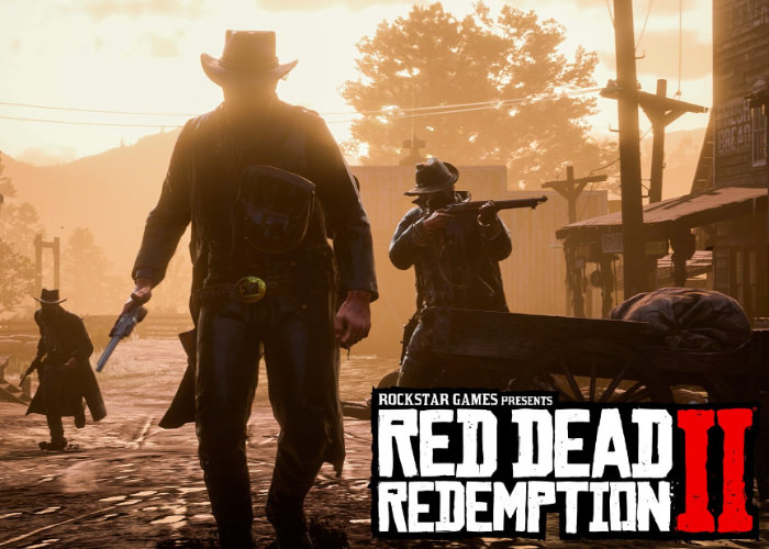 red dead redemption 2 - photo #14
