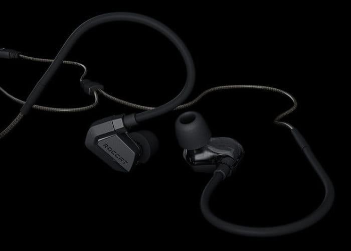 Roccat Score Dual Driver EarPods