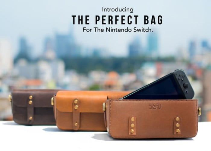 Séfu Nintendo Switch Bag