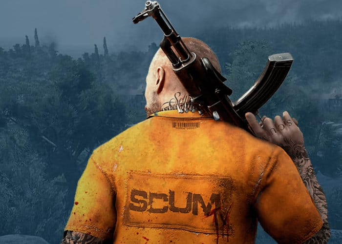SCUM Multiplayer Survival Game