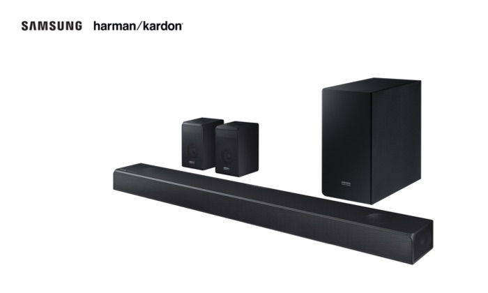 Samsung And Harman Kardon