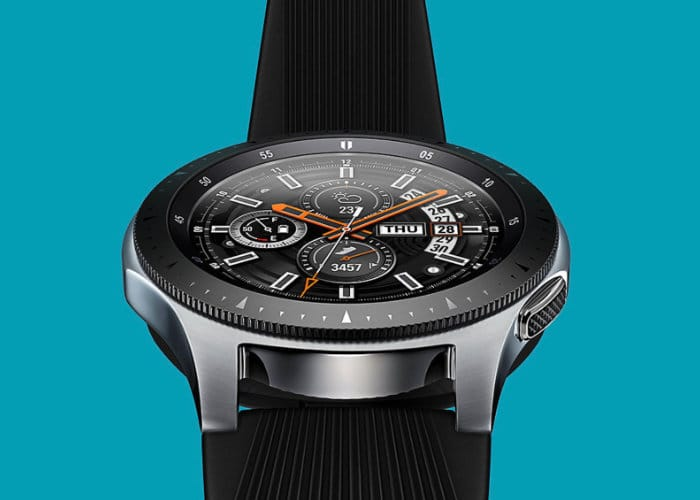 Samsung Galaxy Watch Hands On