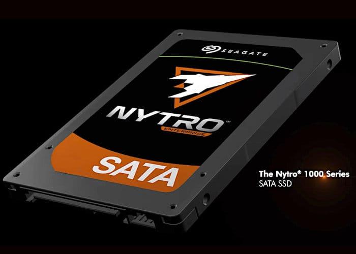 Seagate Nytro 1000 SATA SSD Series