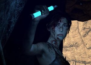 New Shadow of the Tomb Raider Gameplay