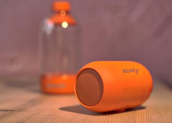 Sodapop Wireless Speaker