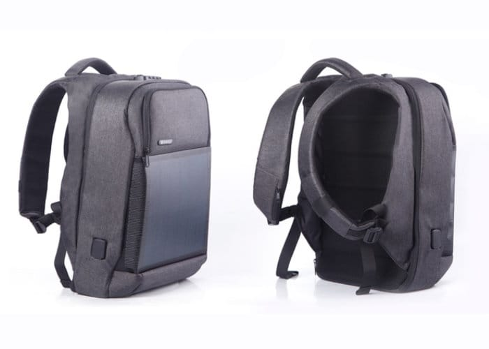Solamigo Solar Backpack