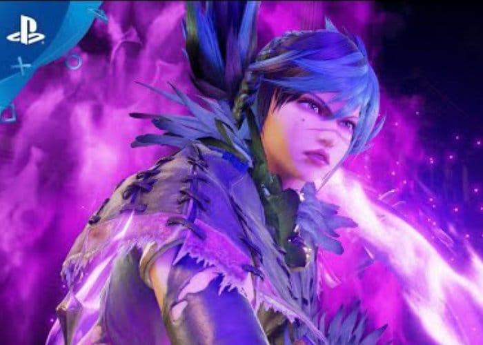 SoulCalibur VI Tira Reveal Trailer
