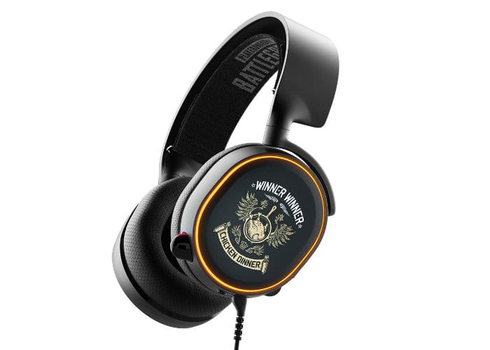 SteelSeries PUBG Headset