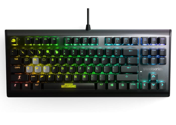SteelSeries PUBG Keyboard