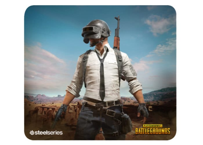 SteelSeries PUBG Mousemat
