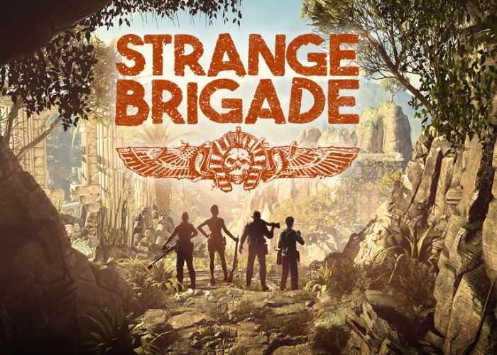 Strange Brigade Game