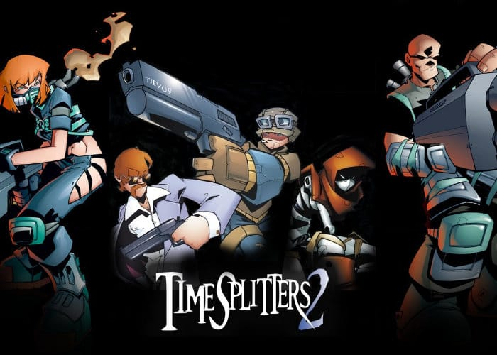 THQ Nordic Acquires Timesplitters
