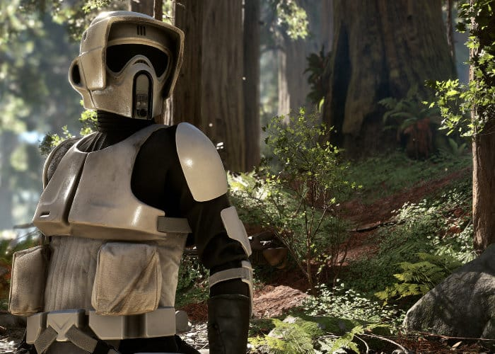 TK630 Star Wars Imperial Scout Trooper Fan Film