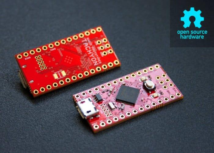 Tachyon Microcontroller